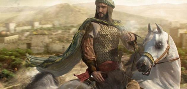 أين يقع قبر صلاح الدين الأيوبي
