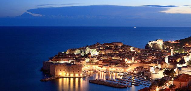 أين تقع مدينة كرواتيا