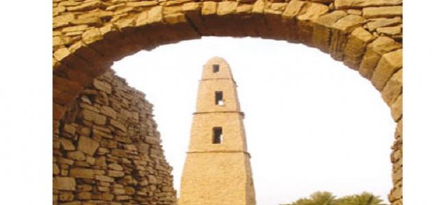 أين بنيت أول مئذنة في الإسلام