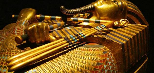 Where went the Pharaohs