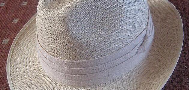 أين تصنع قبعات باناما