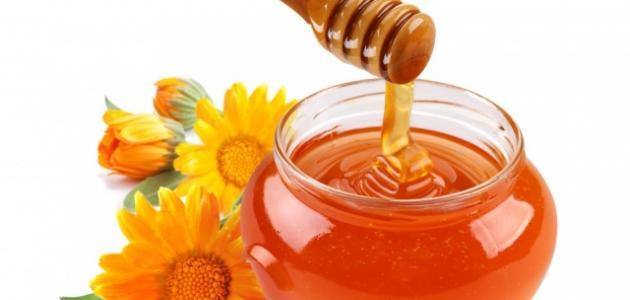 طريقة إزالة الشعر بالعسل والدقيق