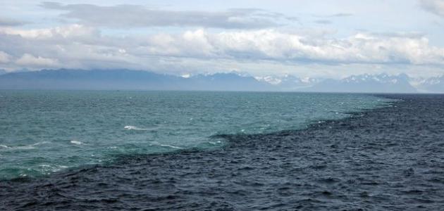 أين يوجد مرج البحرين
