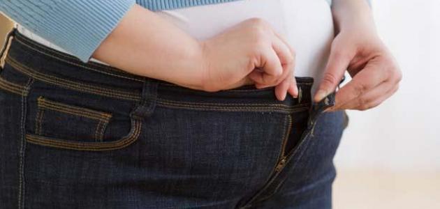 كيف أزيد وزني بدون كرش