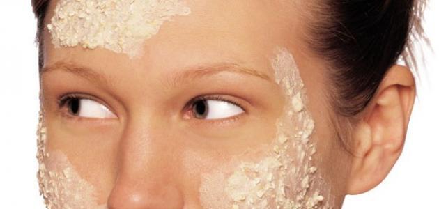 كيف أستخدم مقشر الوجه