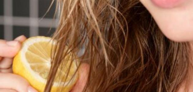 طريقة تفتيح لون الشعر بعد الصبغة