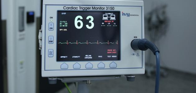 تخطيط القلب الكهربائي
