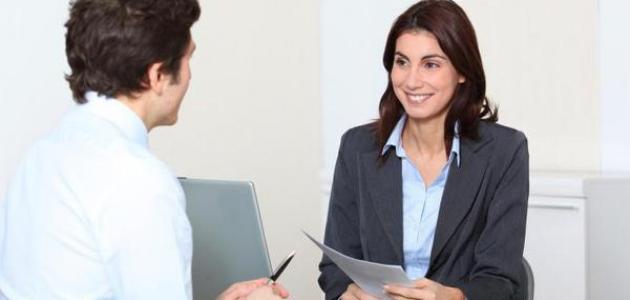 كيف أقدم نفسي في المقابلة الشخصية