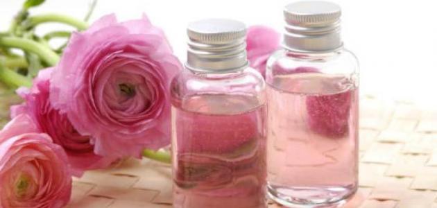 كيفية تحضير ماء الورد في المنزل