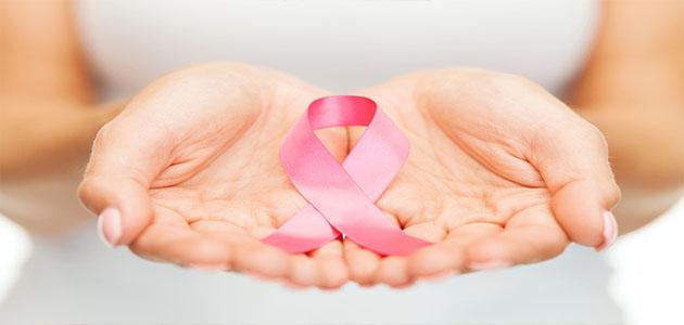 كيف أكتشف سرطان الثدي في المنزل