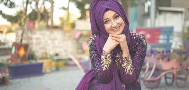 3a6709fdf طرق لف الحجاب - موضوع