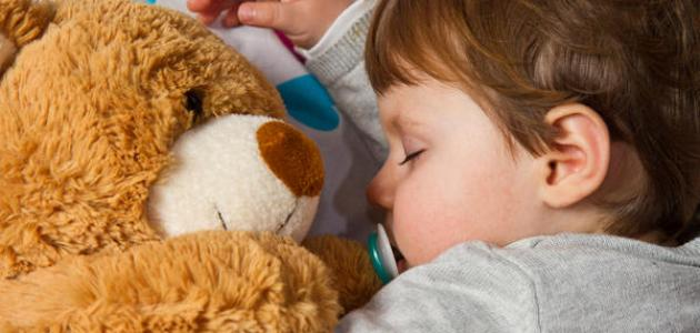 كيف أنظم نوم أولادي