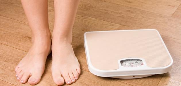 كيف أثبت وزني بعد الرجيم الكيميائي