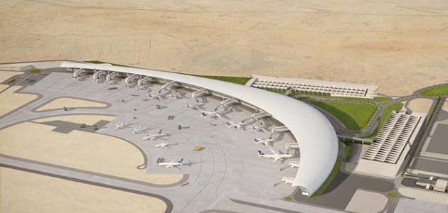 أين يقع مطار أبها الجديد