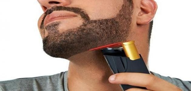 كيف تزيد كثافة شعر اللحية