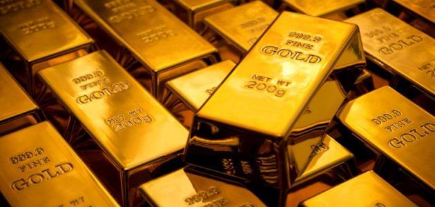 كيفية صنع الذهب