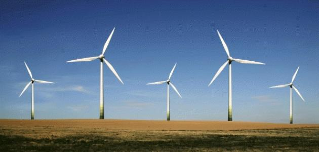 How wind power turned into electrical energy