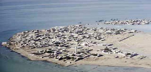 أين تقع جزيرة تاروت