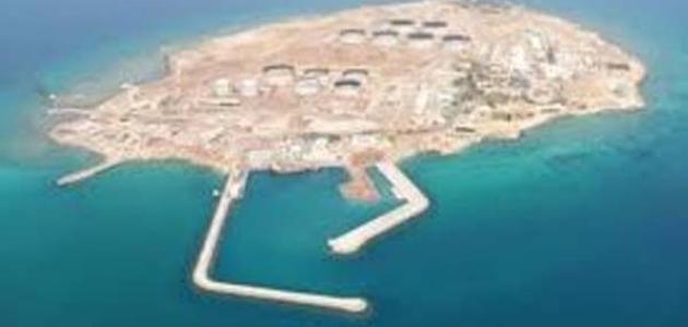 أين تقع جزيرة حالول