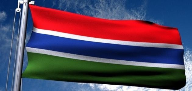أين تقع غامبيا