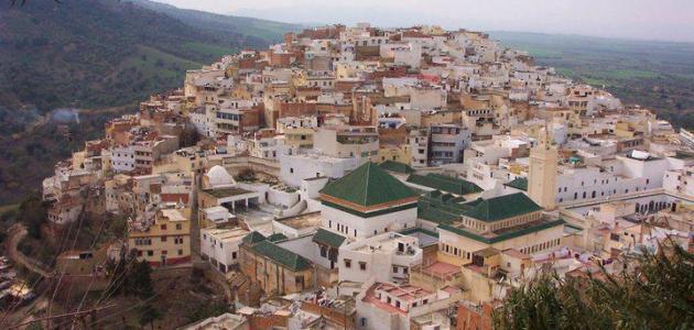 أين تقع مدينة فاس المغربية