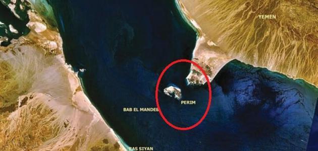 أين تقع جزيرة بريم