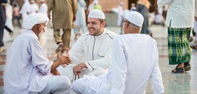 كيف تكون داعية إسلامي