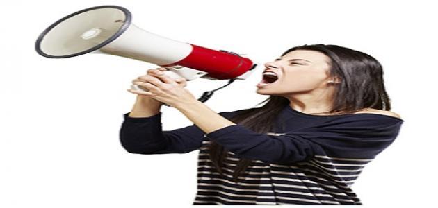 كيف تجعل صوتك خشن
