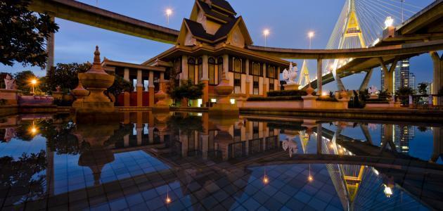 أين أذهب في بانكوك