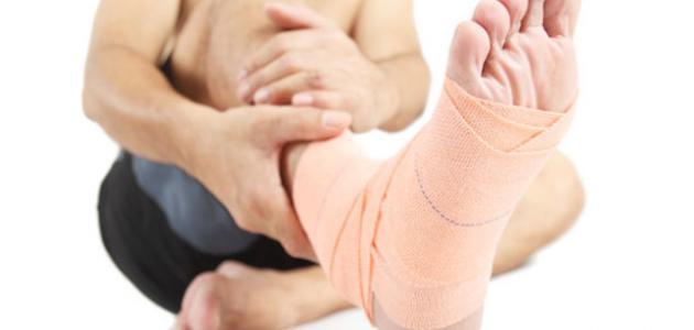 الإصابات الرياضية وكيفية علاجها