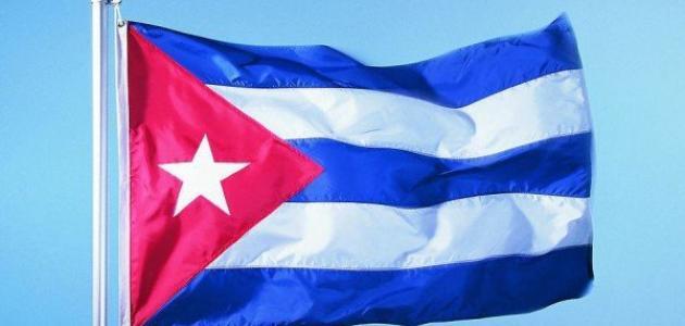 أين تقع كوبا على الخريطة