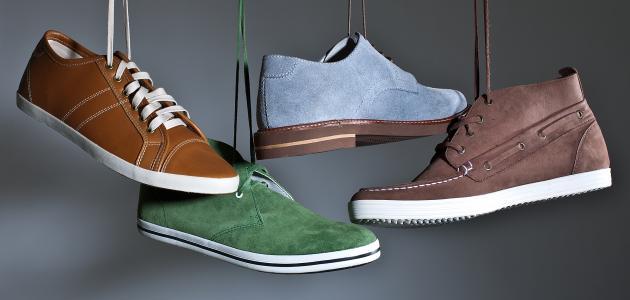 كيف تضيق الحذاء الواسع