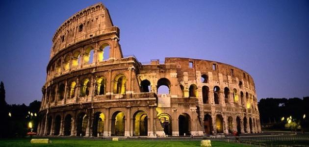 أين تذهب في روما