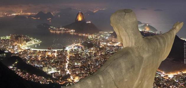 أين تقع مدينة ريو