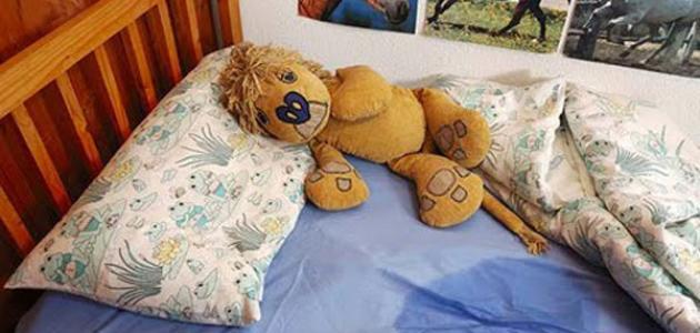 التبول اللاإرادي للكبار أثناء النوم