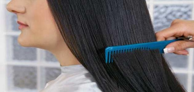 كيف أزيل لون الحناء من الشعر