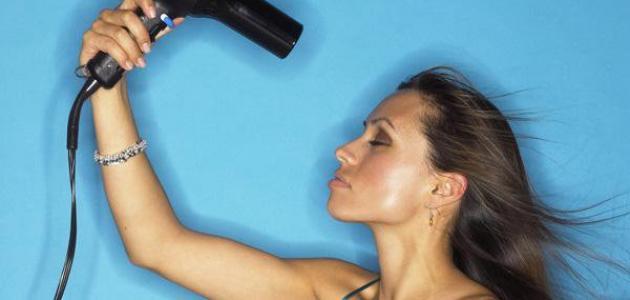 كيف أحافظ على شعري بعد السشوار