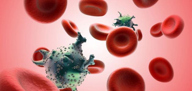أين يعيش فيروس الإيدز