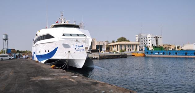 أين يقع ميناء بندر عباس
