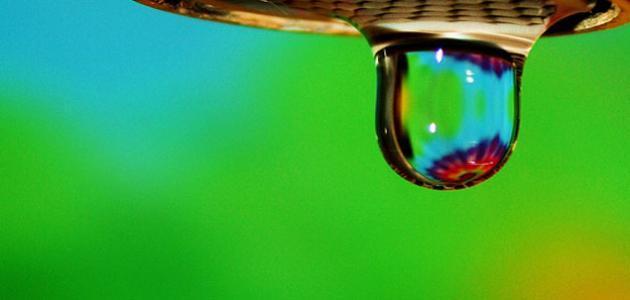 بحث عن كيفية المحافظة على الماء