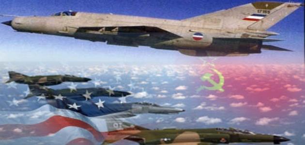 تاريخ نهاية الحرب الباردة