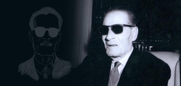 تاريخ وفاة طه حسين