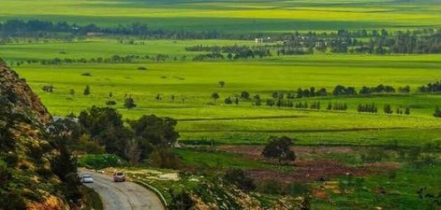 جمال طبيعة ليبيا