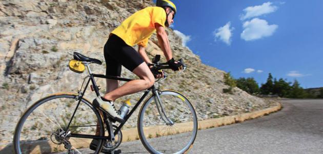 تعليم قيادة الدراجة الهوائية