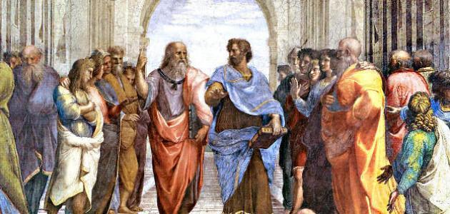الفلسفة ما قبل سقراط