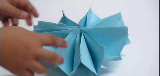 كيف تصنع لعبة من ورق