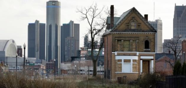 أين تقع مدينة ديترويت