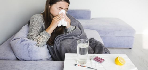 طرق الوقاية من نزلات البرد