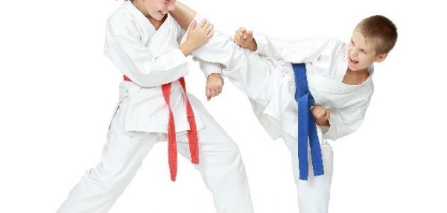 طرق الدفاع عن النفس للأولاد