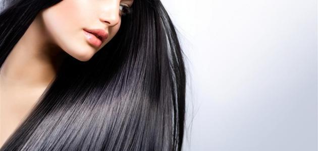 طريقة الحناء لتنعيم الشعر